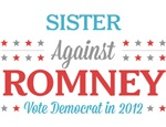 Sister Against Romney