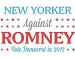New Yorker Against Romney