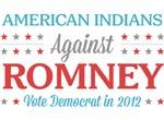 American Indians Against Romney