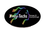 X-ray Techs Image is Everything Black