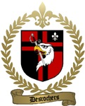 DESROCHERS Family Crest