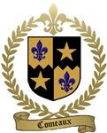 COMEAUX Family Crest