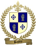 BAUDRY Family Crest