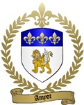 AMYOT Family Crest