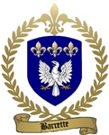 BARRETTE Family Crest