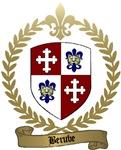 BERUBE Family Crest