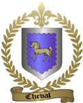 CHEVAL Family Crest