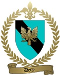 DERY Family Crest