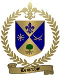 DESJARDIN Family Crest