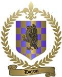 DOYON Family Crest