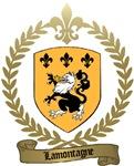 LAMONTAGNE Family Crest