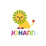 Johann Loves Lions