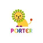 Porter Loves Lions