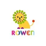 Rowen Loves Lions
