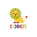 Soren Loves Lions
