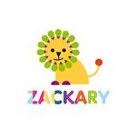 Zackary Loves Lions