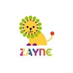 Zayne Loves Lions