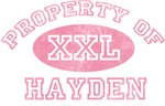 Property of Hayden