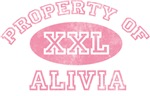 Property of Alivia