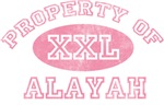 Property of Alayah