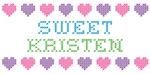 Sweet KRISTEN