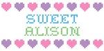 Sweet ALISON