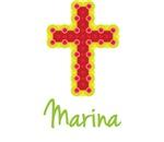 Marina Bubble Cross