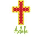 Adele Bubble Cross