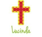 Lucinda Bubble Cross