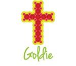 Goldie Bubble Cross