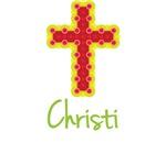 Christi Bubble Cross