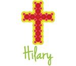 Hilary Bubble Cross