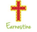 Earnestine Bubble Cross