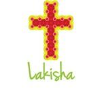 Lakisha Bubble Cross