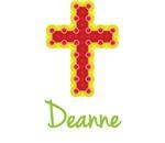Deanne Bubble Cross