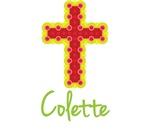Colette Bubble Cross