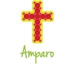 Amparo Bubble Cross