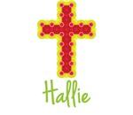 Hallie Bubble Cross