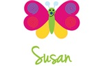 Susan The Butterfly