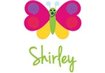 Shirley The Butterfly