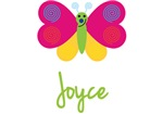 Joyce The Butterfly