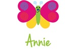 Annie The Butterfly