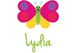 Lydia The Butterfly