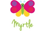Myrtle The Butterfly
