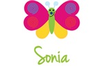 Sonia The Butterfly
