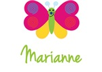 Marianne The Butterfly