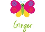 Ginger The Butterfly