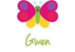 Gwen The Butterfly