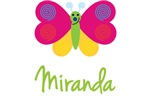Miranda The Butterfly