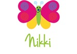 Nikki The Butterfly